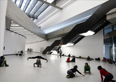 Crea estudio 2008 for Espacios minimos arquitectura