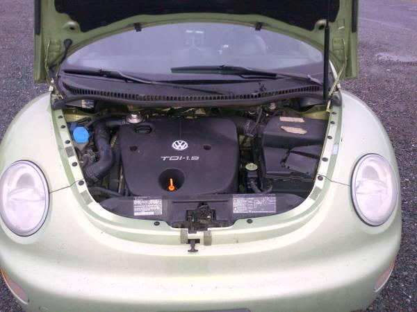 Used 2000 Vw Beetle Tdi Diesel By Owner