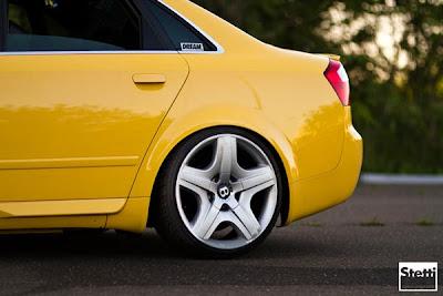Audi S4 Socado