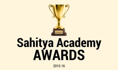 sahitya academy awards