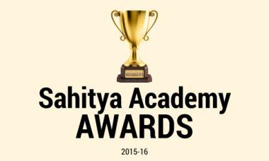 sahitya academy awards