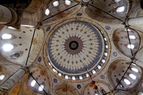 Eyüp Sultan Mosque - Istanbul / Turkey