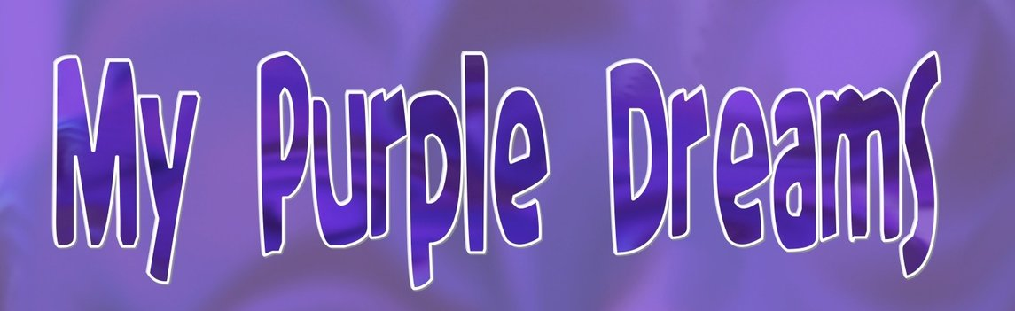 My Purple Dreams