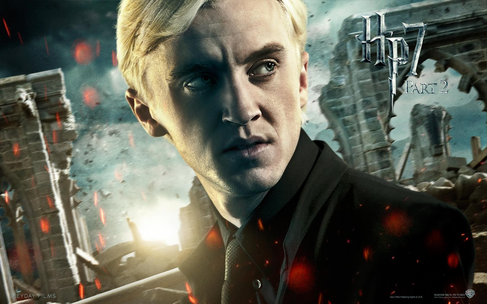 Harry Potter 7 Wallpaper High Definition