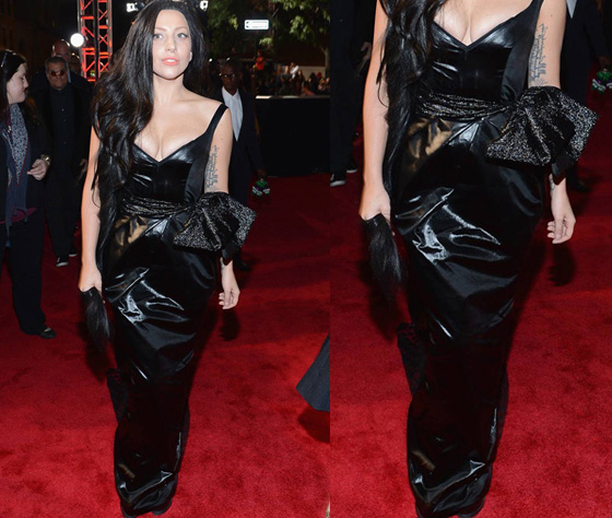 Lady Gaga worst dressed Vmas 2013