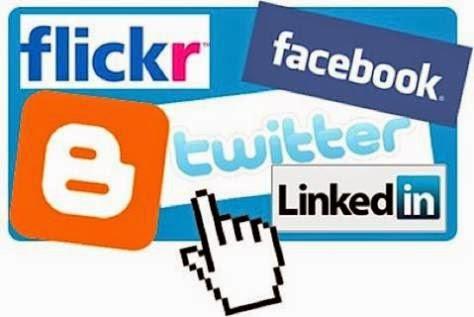 jaringan komputer untuk sosial media