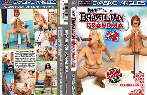 Download My Brazilian Grandma 2 DVDRip XviD 2010 My 2BBrazilian 2BGrandma 2B2 2BDVD