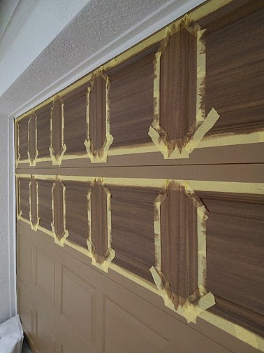 2014 06 01 Everything I Create Paint Garage Doors To