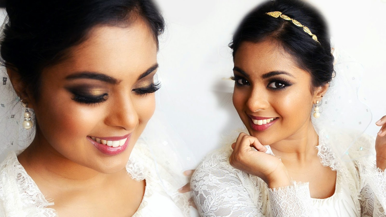 The itch to write: How to do your own wedding makeup!