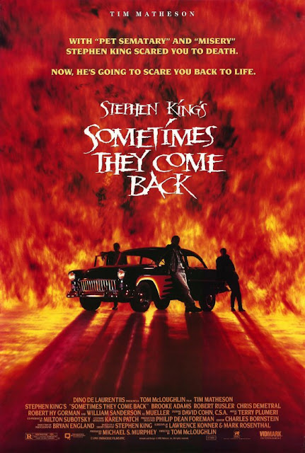 Sometimes They Come Back 1991 Blu-ray Olive Films Stephen King
