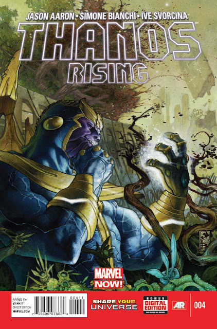 Thanos Rising #04 (Marvel Now)