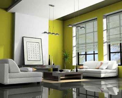 cat rumah minimalis yang cantik