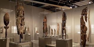 Salle exposition Sepik