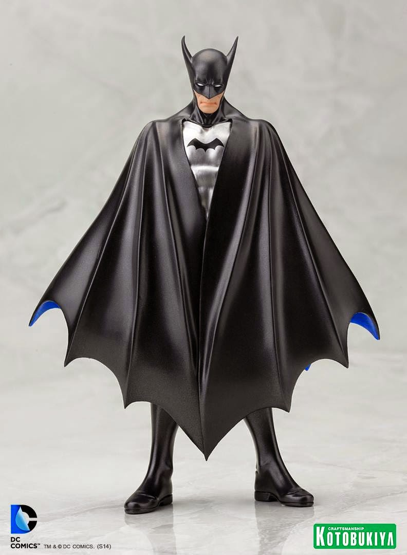 "San Diego Comic-Con 2014 Exclusive ""First Appearance"" Batman ARTFX+ Statue by Kotobukiya"