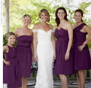 Popular Bridesmaid Dresses