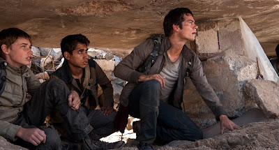 Maze Runner: The Scorch Trials Movie Image