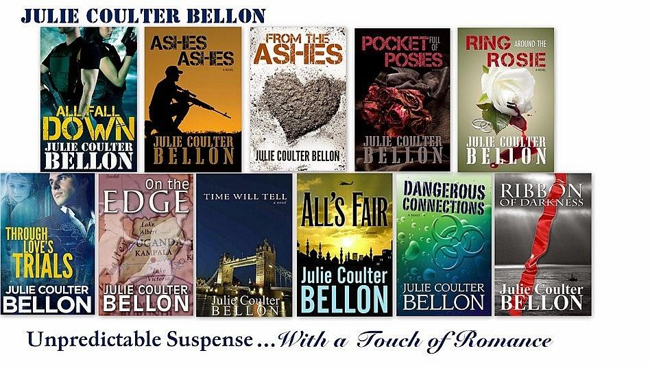 Julie Coulter Bellon Author Website