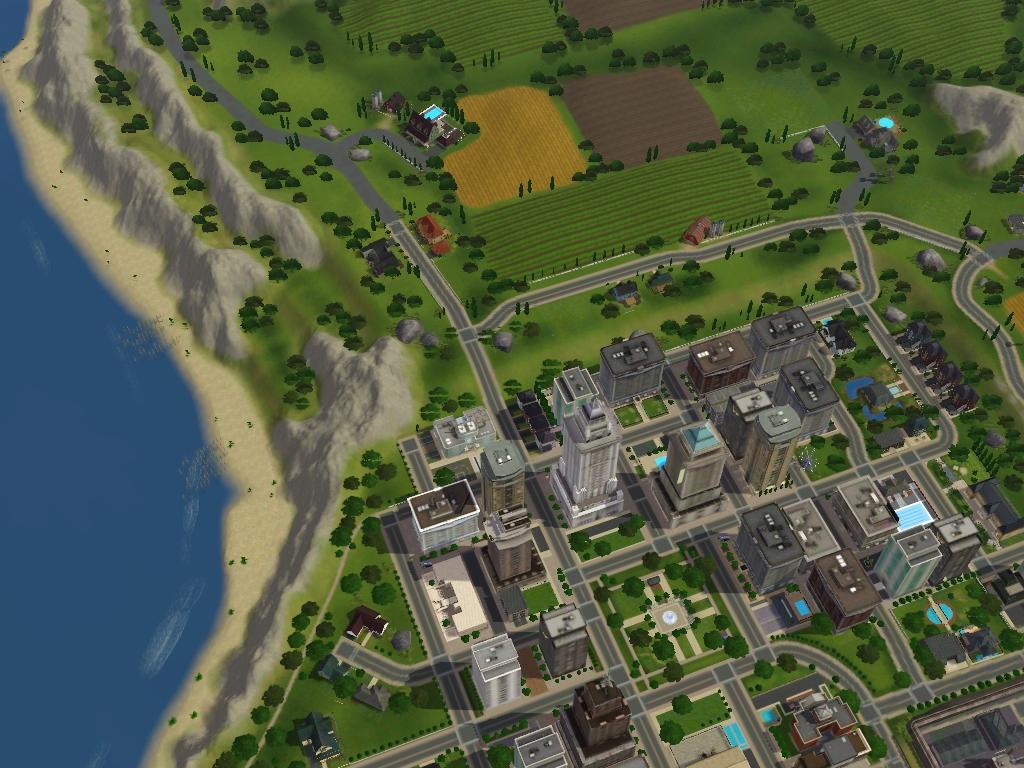 my sim realty oakland meadows goes beta