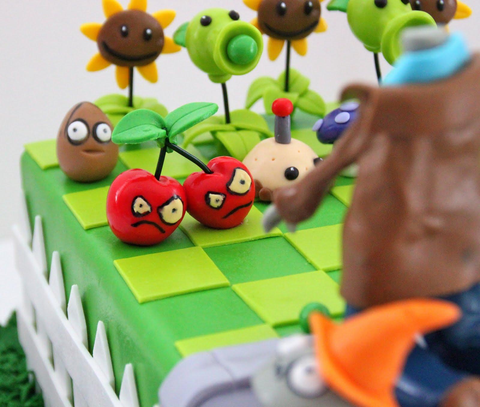 Diy Plants Vs Zombies Party Ideas