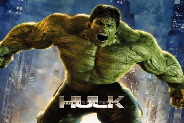 Things you might not know about the incredible hulk