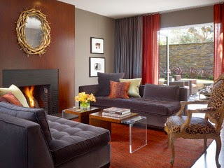 Contemporary Elegant Living Room Design