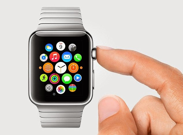 iWatch Leaked image