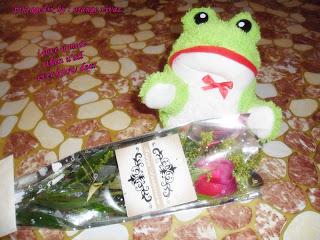 - bunga dan katak -