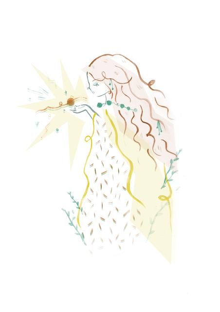 medea, illustration, ilustración, greek