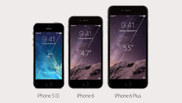 tamanhos iphone 6 plus