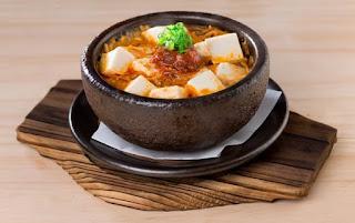 bakuretsu tofu - Ippudo Indonesia
