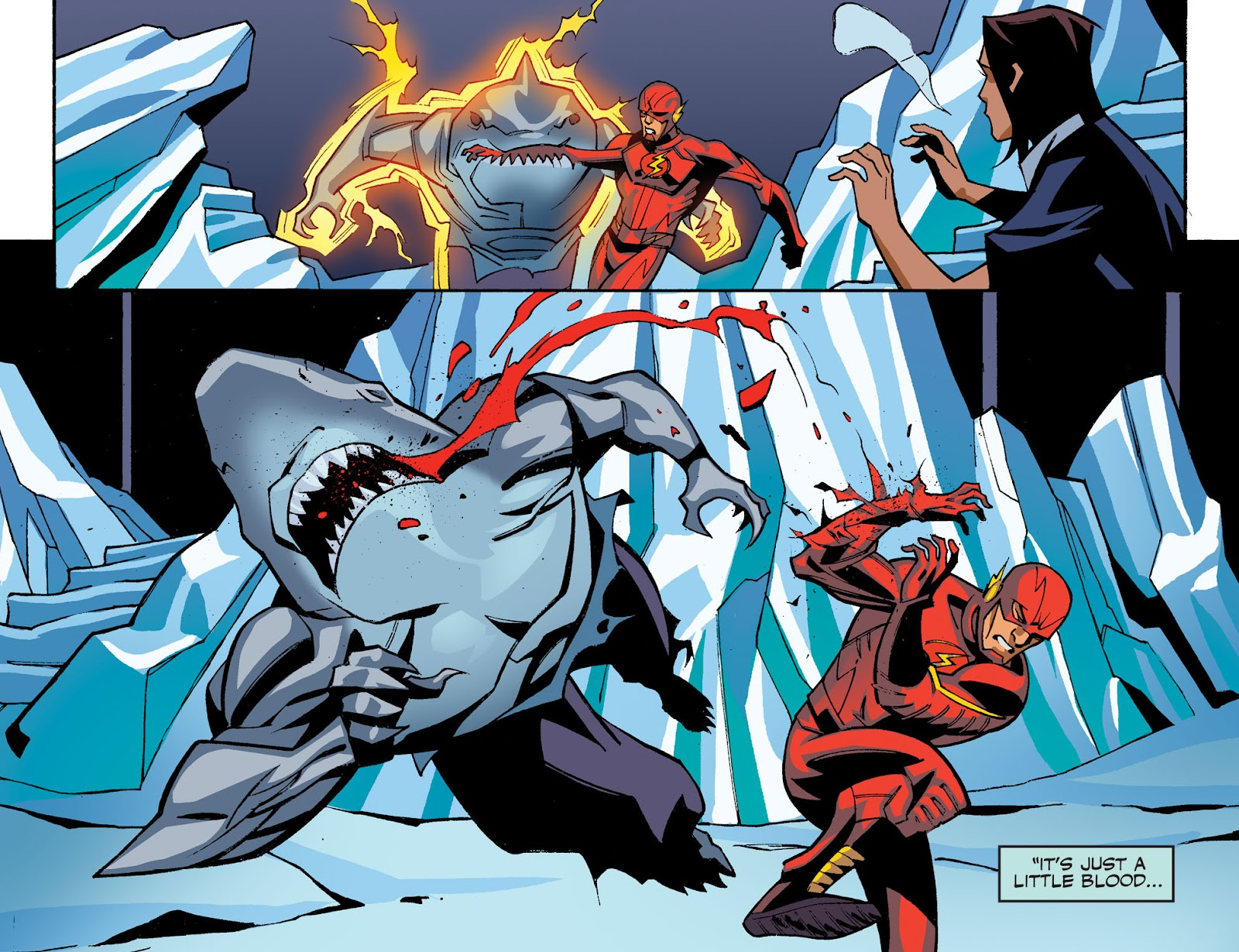 The Flash: Season Zero [I] Issue #13 #13 - English 8