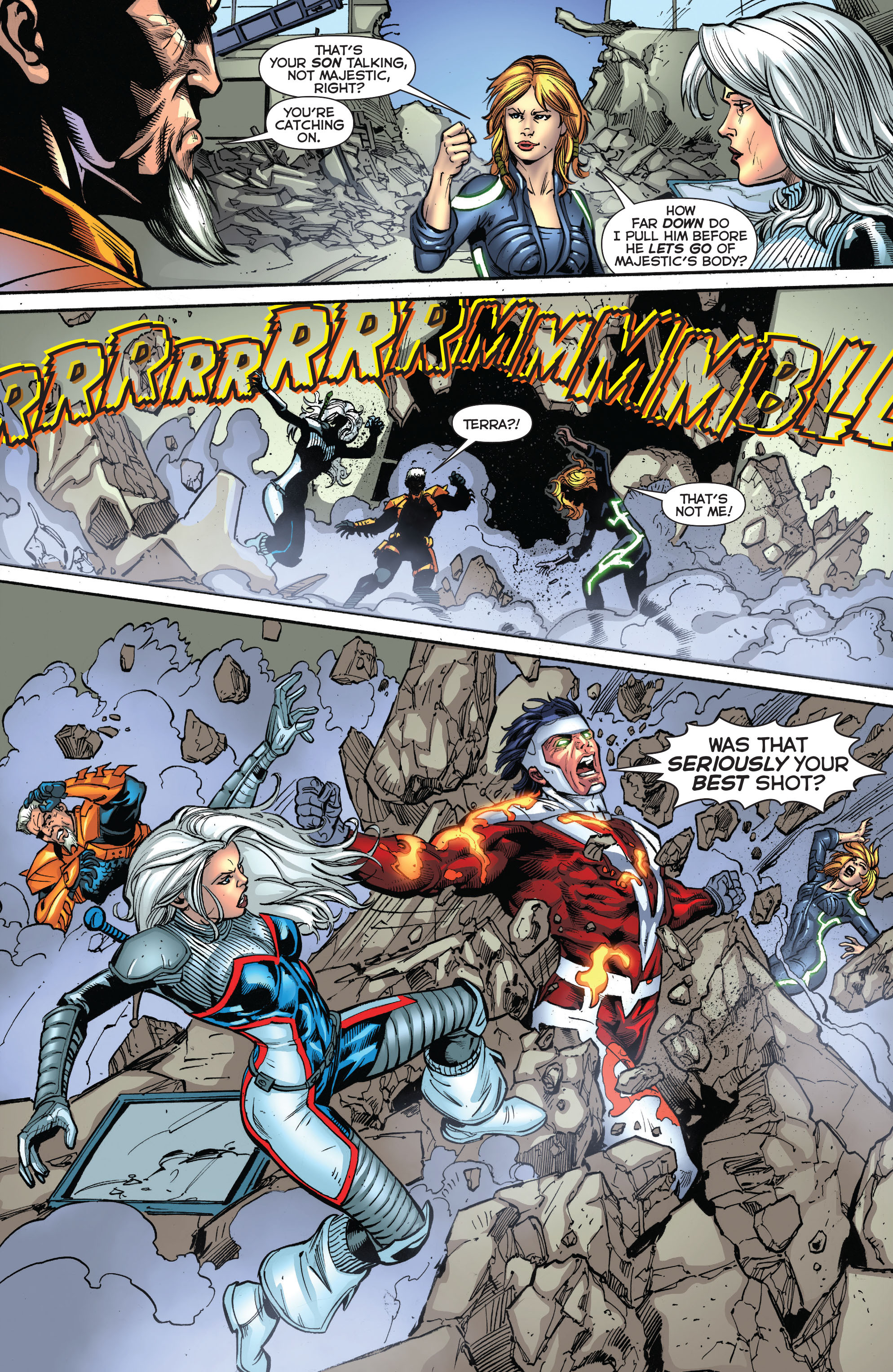 Deathstroke (2011) Issue #20 #21 - English 12