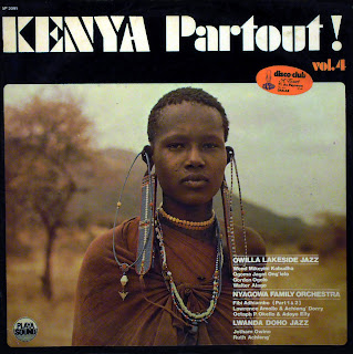 Kenya Partout ! vol.4 - Various Artists,Playa Sound / Soul Posters 1976