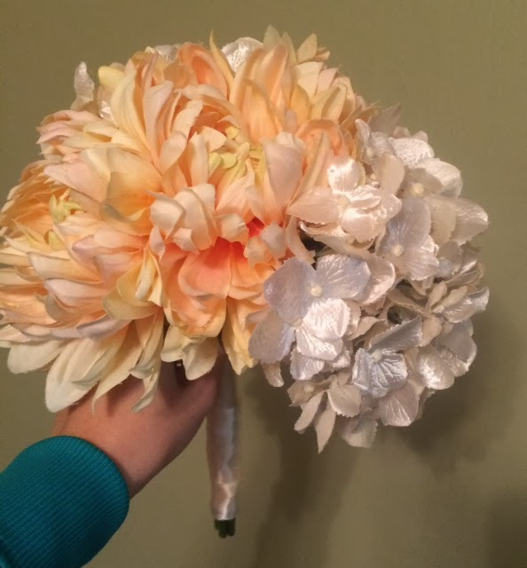 DIY Flowers for Wedding