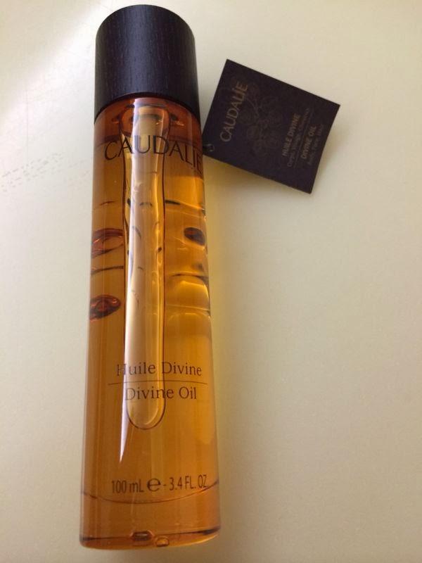 >>香噴噴法式天然護膚*CAUDALIE Divine Oil 尊貴美肌護理油