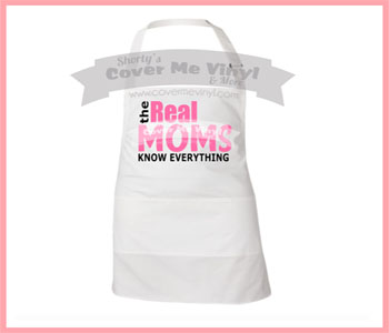 Real Moms Apron