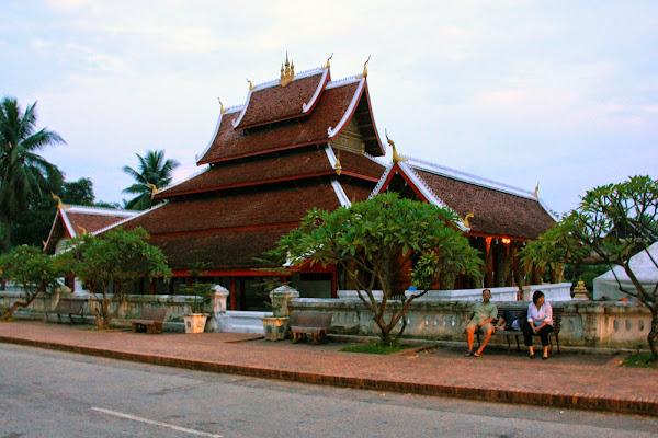 Templo Wat Mai - Luang Prabang