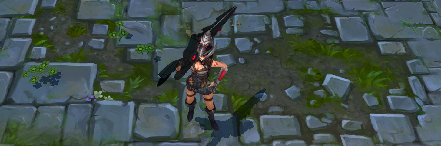 LoL - Nouveaux skins : Miss Fortune Arcade et Riot Kayle