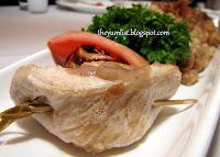 Al Amar, MIGF menu, Pavilion, Lebanese cuisine, alcohol, wine
