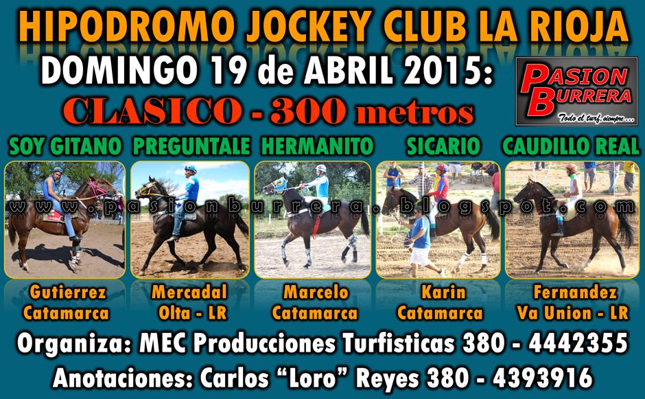 LA RIOJA 19 - 300 - 2