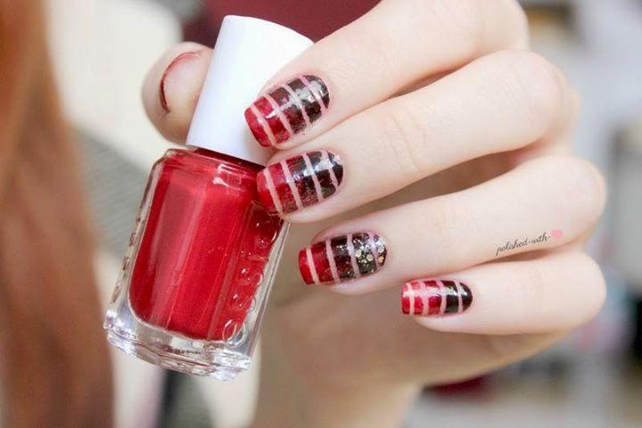 Red Nail Designs...