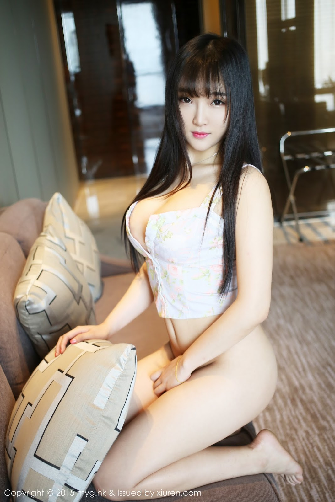 0003 - Sexy Girl Model MYGIRL VOL.118