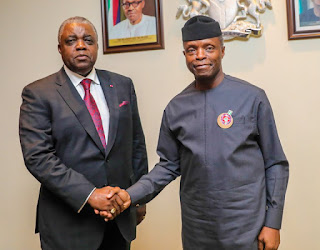 Stop lamenting, join politics – Osinbajo tells Nigerian youth