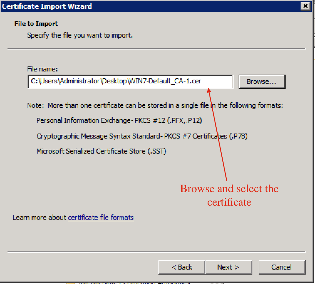 Ruwans techno blog how to add a certificate to trusted root 2 add the ca certificate to the group policy 1betcityfo Image collections