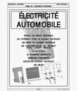 La base de l 39 electricite automobile autovoie - Garage electricite automobile ...