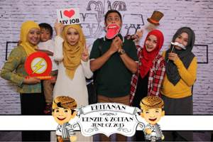 photo booth untuk background