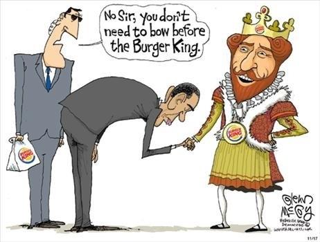 Obamas cancer spreads