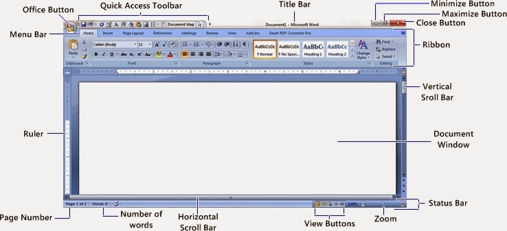 an analysis of the word processor software microsoft word 2000
