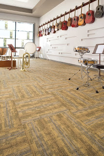 Specifying Carpet For Schools: Patterns, Backing Materials, Adhesives - The Mohawk Group