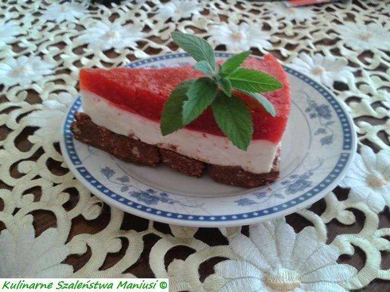 Ciasto na zimno - warstwowe :-)